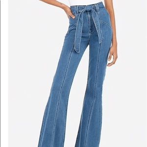 BNWT!! Super High Wasted Bell Bottoms 🌈 ✌️🏼